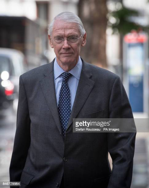Sir Martin MooreBick chairman of the Grenfell public inquiry arrives at the High Court in London as he will deliver his opening statement in the...
