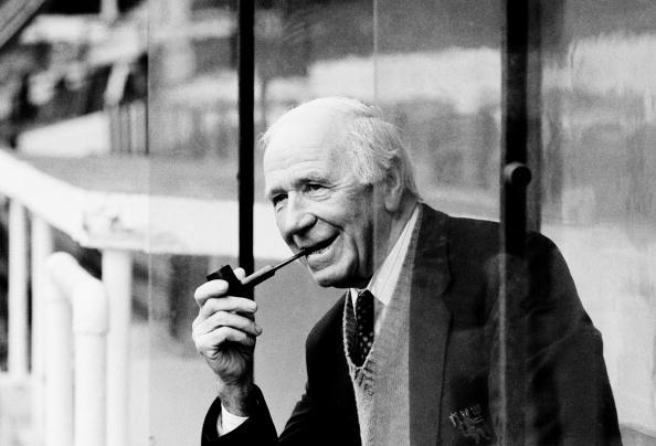 Sir Matt Busby : News Photo