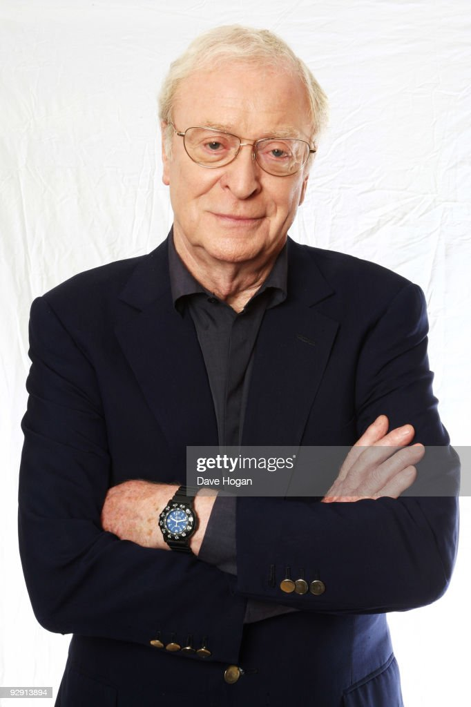Biz Sessions: Michael Caine Portraits