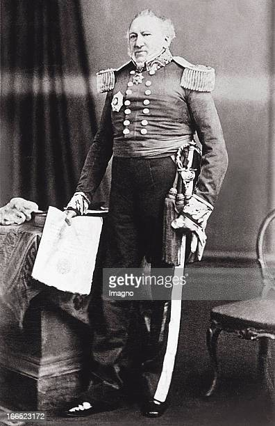 Sir Moses Montefiore Sephardic philanthrop Photograph About 1880 Sir Moses Montefiore Sephardischer Philanthrop und Entrepreneur Um 1880