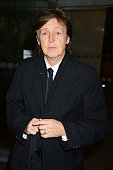 Sir Paul McCartney attends a gala screening of Magical Mystery Tour at The BFI Southbank on October 2 2012 in London England