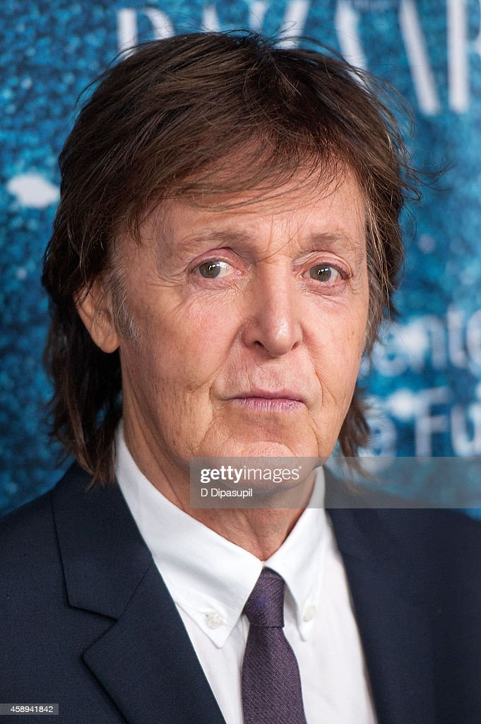 Sir <a gi-track='captionPersonalityLinkClicked' href=/galleries/search?phrase=Paul+McCartney&family=editorial&specificpeople=92298 ng-click='$event.stopPropagation()'>Paul McCartney</a> attends the 2014 Women's Leadership Award Honoring Stella McCartney at Alice Tully Hall at Lincoln Center on November 13, 2014 in New York City.