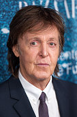 Sir Paul McCartney attends the 2014 Women's Leadership Award Honoring Stella McCartney at Alice Tully Hall at Lincoln Center on November 13 2014 in...