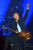 GBR: Paul McCartney Performs At The O2 Arena
