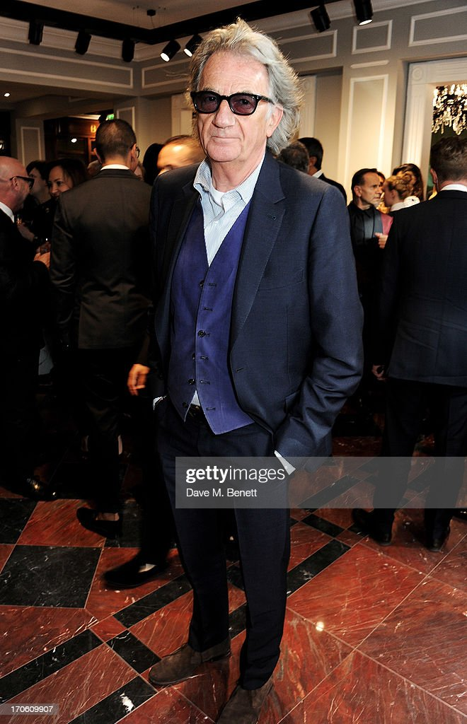 Sir <a gi-track='captionPersonalityLinkClicked' href=/galleries/search?phrase=Paul+Smith+-+Fashion+Designer&family=editorial&specificpeople=5310632 ng-click='$event.stopPropagation()'>Paul Smith</a> attends the opening of the new Dolce & Gabbana men's store with a preview of the Summer 2014 Tailoring Collection at Dolce & Gabbana on June 15, 2013 in London, England.