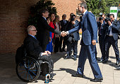 King Felipe of Spain Attends 30th Anniversary of High...