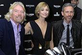 Sir Richard Branson Natalie Imbruglia and Patrick Cox