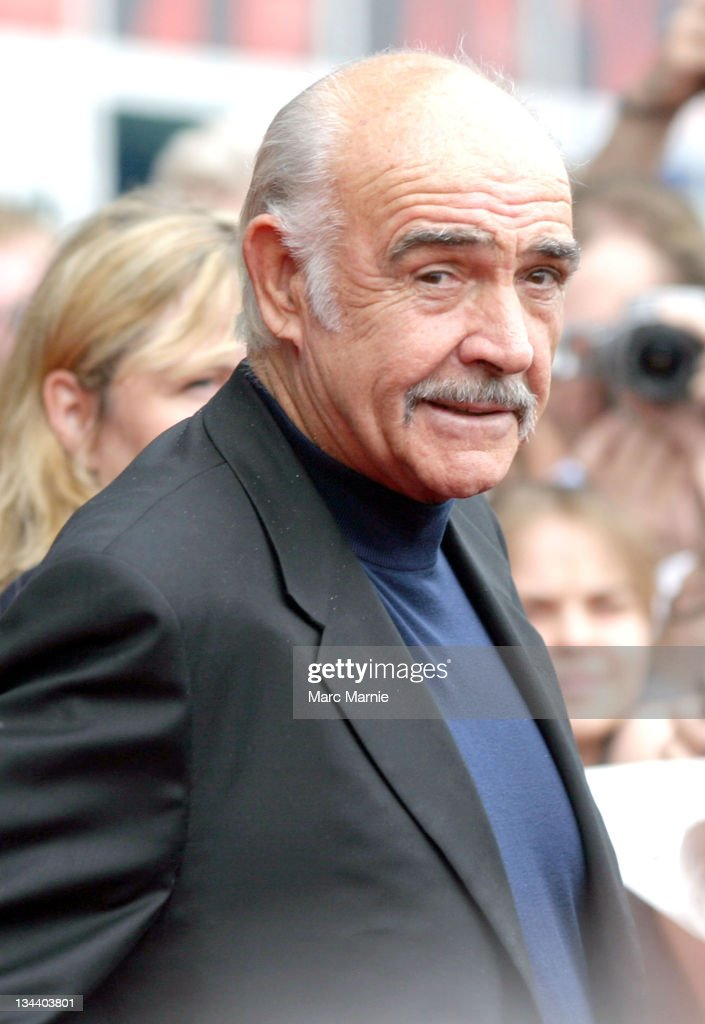 Sir <a gi-track='captionPersonalityLinkClicked' href=/galleries/search?phrase=Sean+Connery&family=editorial&specificpeople=201589 ng-click='$event.stopPropagation()'>Sean Connery</a> during Sir <a gi-track='captionPersonalityLinkClicked' href=/galleries/search?phrase=Sean+Connery&family=editorial&specificpeople=201589 ng-click='$event.stopPropagation()'>Sean Connery</a> Attends the Edinburgh International Film Festival at Cineworld in Edinburgh, Scotland, Great Britain.