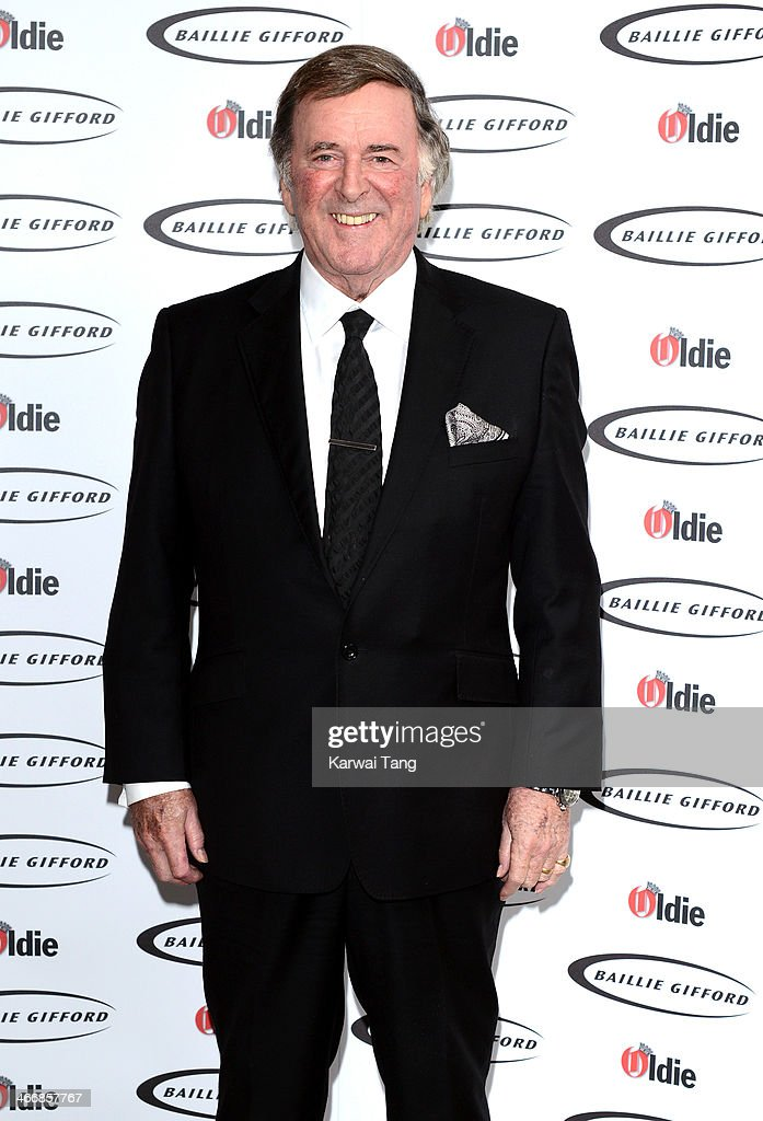 Sir <a gi-track='captionPersonalityLinkClicked' href=/galleries/search?phrase=Terry+Wogan&family=editorial&specificpeople=234787 ng-click='$event.stopPropagation()'>Terry Wogan</a> attends the Oldie of the Year awards at Simpsons in the Strand on February 4, 2014 in London, England.