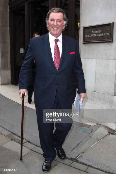 Sir Terry Wogan sighting on February 14 2010 in London England