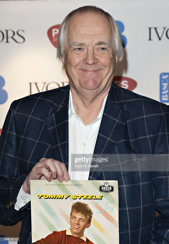 Sir Tim Rice attends the 55th Ivor Novello Awards held at Grosvenor House Hotel on May 20, 2010 London, England.