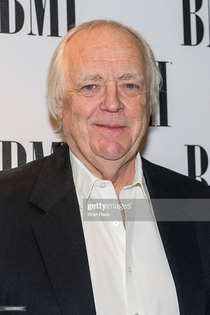 Sir Tim Rice attends the BMI London Awards at Dorchester Hotel on October 19 2015 in London England