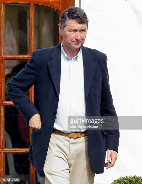 Sir Timothy Laurence attends the Whatley Manor Horse Trials at Gatcombe Park on September 17 2016 in Stroud England