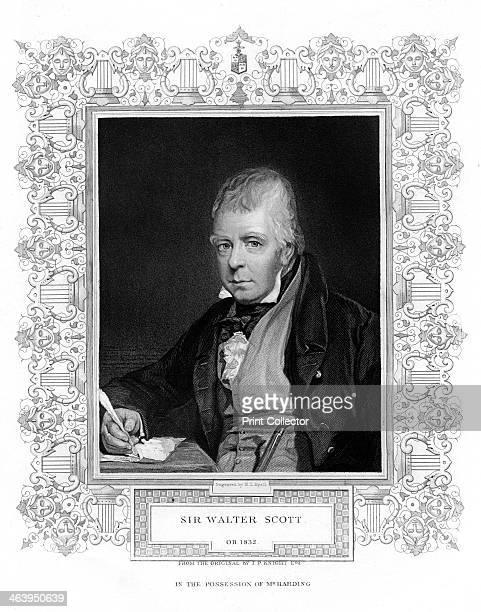 Walter Scott Biography