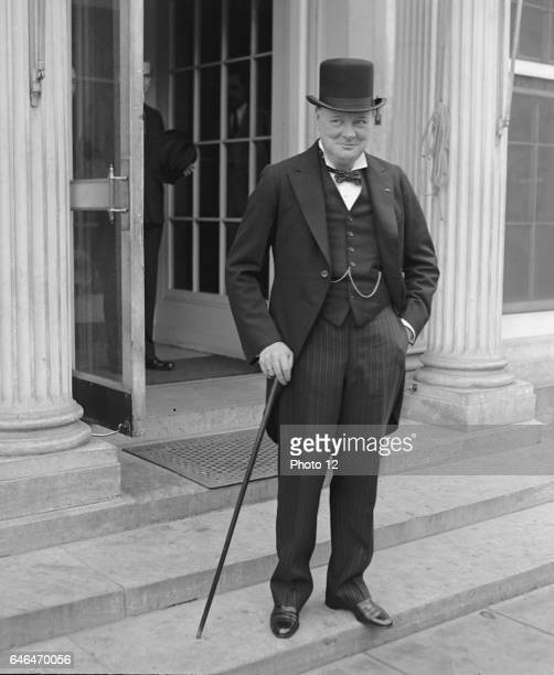 Sir Winston Leonard SpencerChurchill British statesman He served as Prime Minister and again from 1951 to 1955
