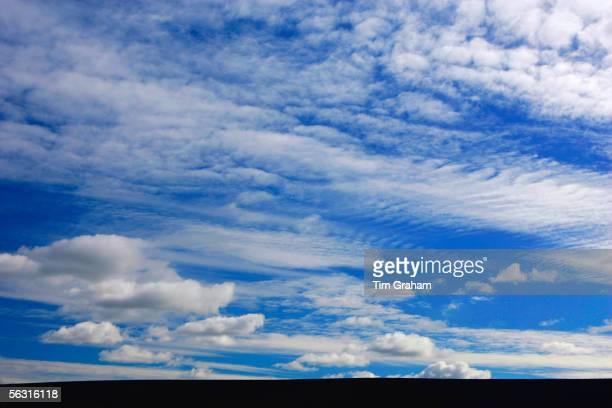 Sirius clouds Nottinghamshire United Kingdom
