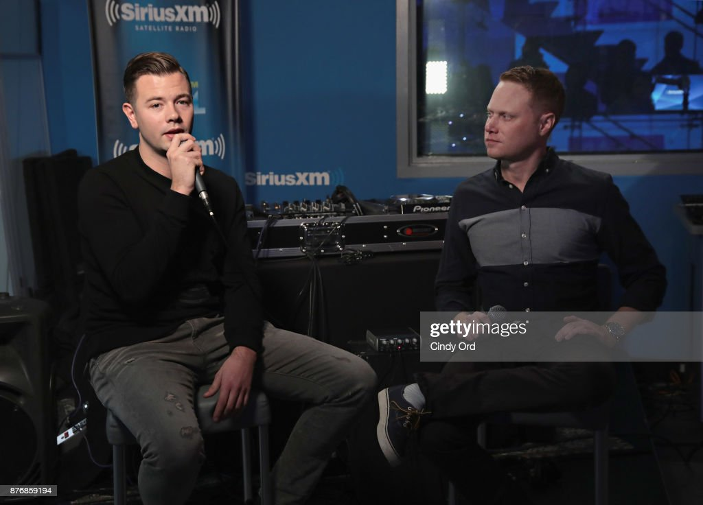 Sam Feldt Performs At The SiriusXM Studios
