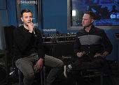 Sam Feldt Performs At The SiriusXM Studios