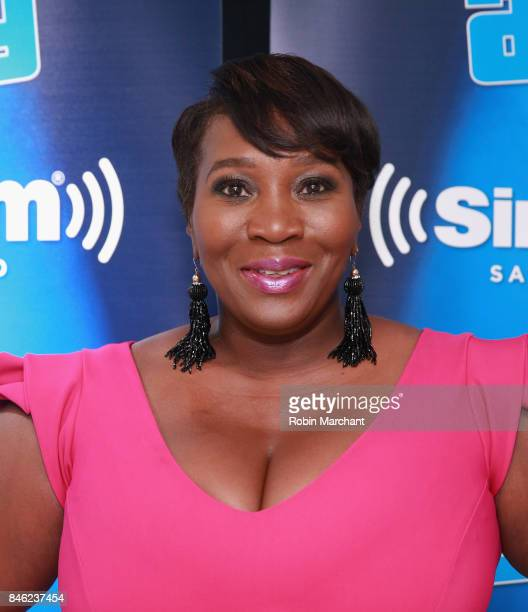 SiriusXM Host Bevy Smith hosts a Radio Special Celebrating The Anniversary Of Andy Cohen's SiriusXM Channel Radio Andy at Bloomingdale's on September...
