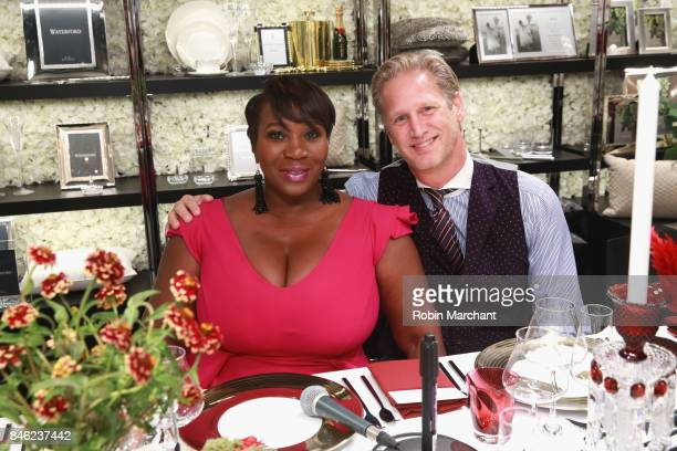 SiriusXM Host Bevy Smith hosts with Ward Simmons at a Radio Special Celebrating The Anniversary Of Andy Cohen's SiriusXM Channel Radio Andy at...