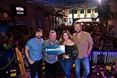 SiriusXM Hosts Draft Week Party At Margaritaville...
