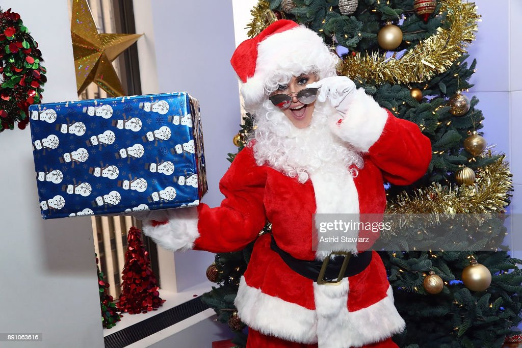 Celebrities Visit SiriusXM - December 12, 2017