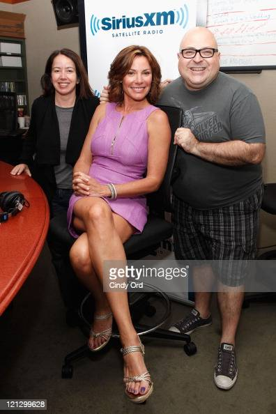 SiriusXM hosts Doria Biddle and...