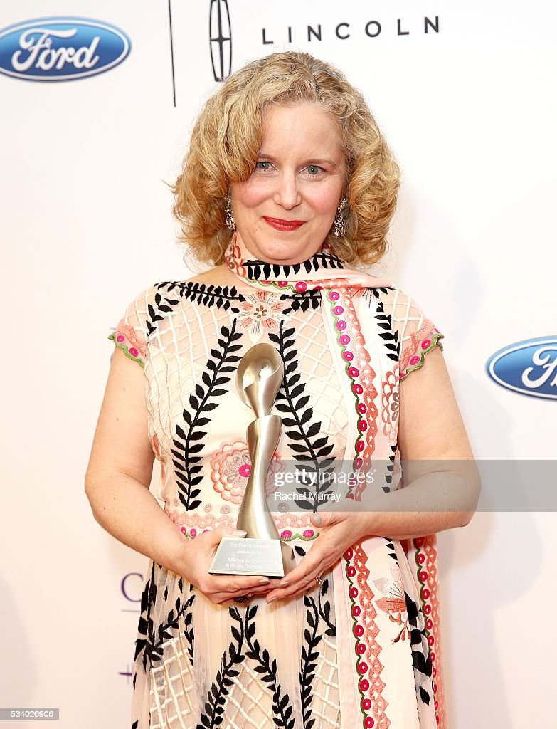 SiriusXM's Mary Sue Twohy attends the 41st Annual Gracie Awards at Regent Beverly Wilshire Hotel on May 24, 2016 in Beverly Hills, California.