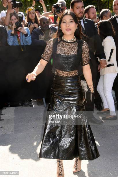 Sirivannavari Nariratana attends the Chanel Haute Couture Fall/Winter 20172018 show as part of Paris Fashion Week on July 4 2017 in Paris France