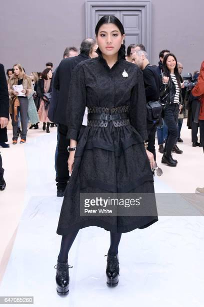 Sirivannavari Nariratana attends the Chloe show as part of the Paris Fashion Week Womenswear Fall/Winter 2017/2018 on March 2 2017 in Paris France