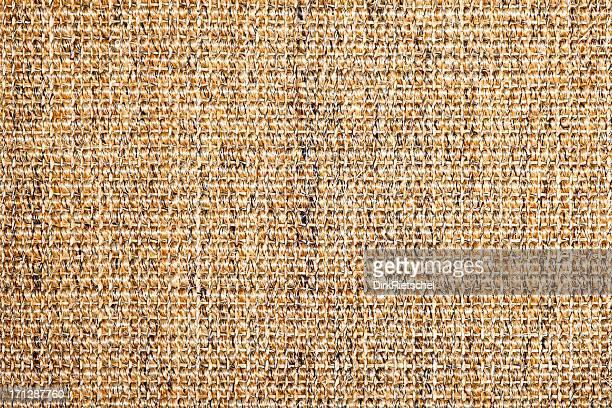 Sisal tapis de la texture.