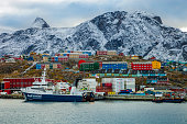 Sisimiut in Greenland