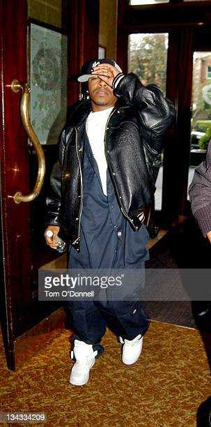 Sisqo during Childline Charity Breakfast at Berkerley Court Hotel in Dublin Ireland