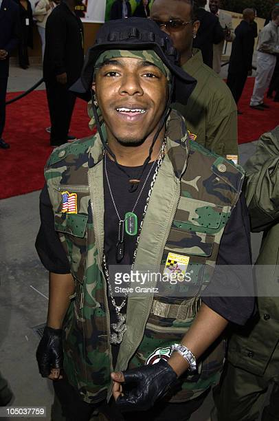 Sisqo during The 17th Annual Soul Train Music Awards Arrivals at Pasadena Civic Auditorium in Pasadena California United States