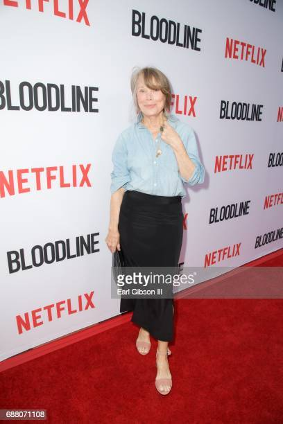 Sissy Spacek attends the Premiere of Netflix's 'Bloodline' Season 3 at Arclight Cinemas Culver City on May 24 2017 in Culver City California