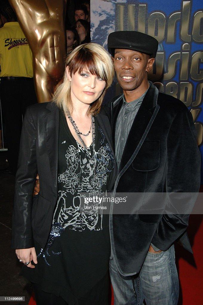 World Music Awards 2006 - Inside Arrivals