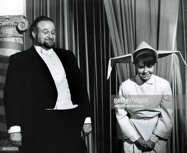 NUN 'Sister Socko in San Tanco' Season Two 1/16/69 Sister Bertrille persuaded the Mother Superior to hold a benefit concert for magician/juggler...