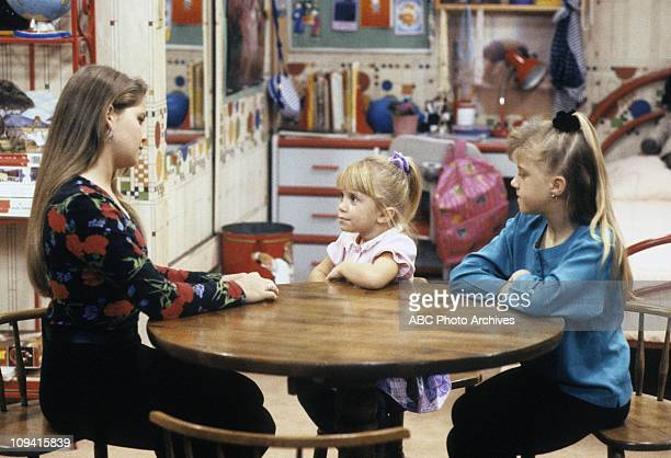 HOUSE 'Sisters In Crime' Airdate December 17 1991 CANDACE