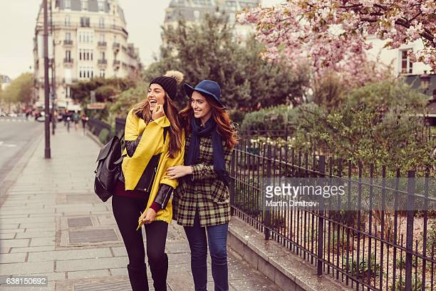 Sisters in Paris