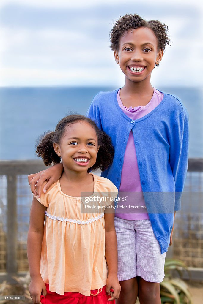 Sisters : Stock Photo