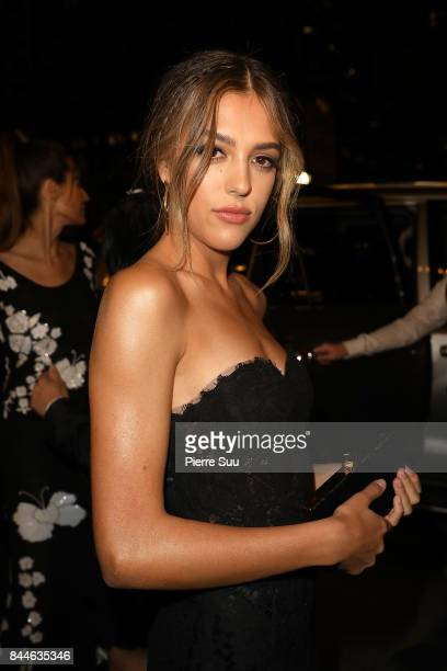 Sistine Stallone arrives at Harper's BAZAAR Celebration of 'ICONS By Carine Roitfeld' at The Plaza Hotel presented by Infor Laura Mercier Stella...