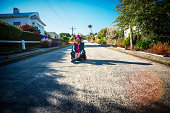 Sit on the world steepest street