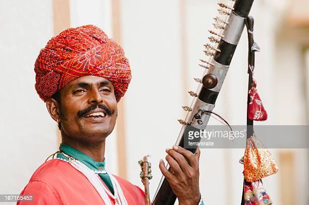 Sitar Musician