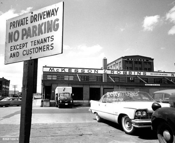 S STORE ONCE WAS Site of old store once located at 141315 11th St between Market and Wazee Sts is now a parking lot Credit Denver Post