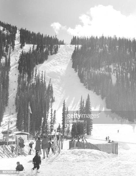 Site of Ski Race An 'A' Elite Invitational ski race will be staged at the Loveland Basin ski area on Sunday at 1030 AM and li30 PM Entrants will...