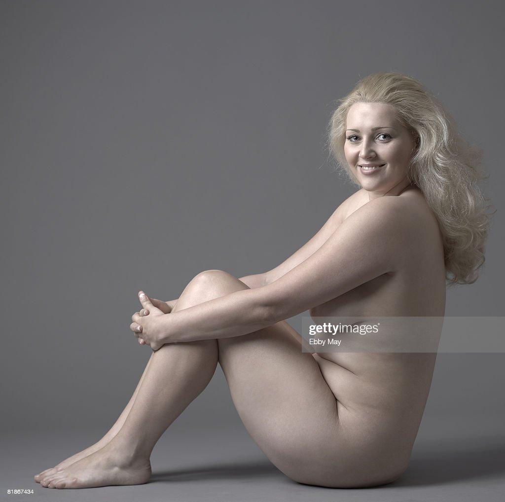 Sitting Naked 51
