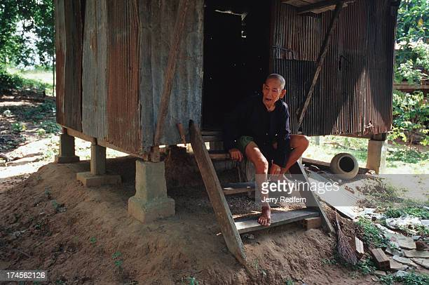 Sitting on the stoop of his small hot shack set amid the temples of the Angkor complex Choun Nhiem talks of his 80plus years amid one of the great...