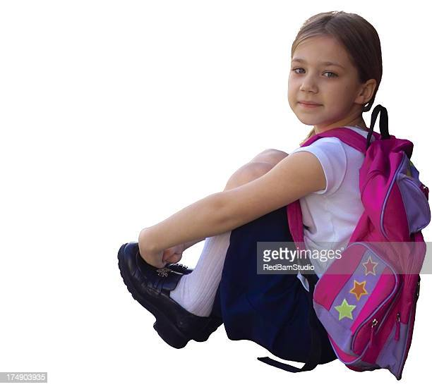 Sitzung Schulkind-Nur Mädchen