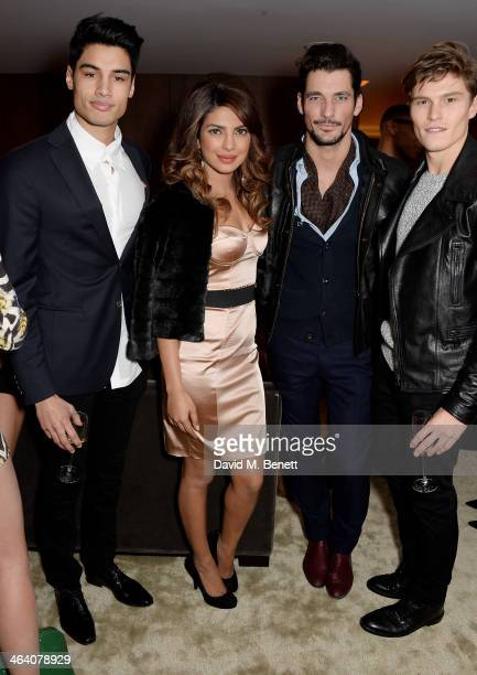 David Kaneswaran David Gandy Stockfoto'...