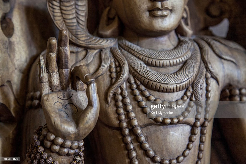 Siva Statue : Stock Photo